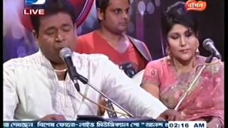 Monir khaan live show song Baba tomar chele wth n0ngor diganto tv