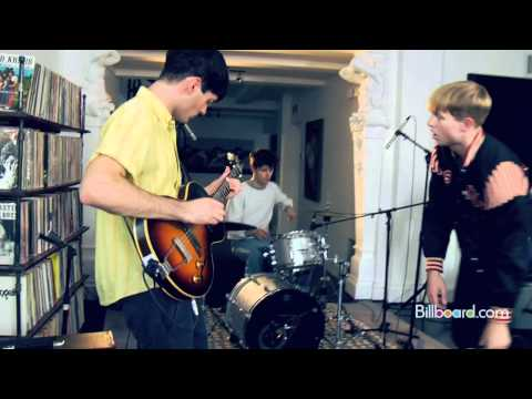"The Drums - ""Book of Stories"" (Studio Session) LIVE"