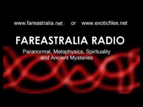 Steven Strong's Interview on Fareastralia Radio