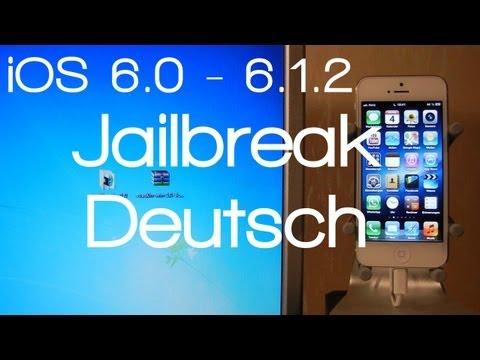 Anleitung: iOS 6.0 - 6.1.2 Untethered Jailbreak evasi0n Für jedes iPhone, iPad, iPod Touch!