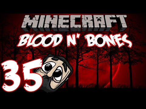 Rerouting! | Blood and Bones Ep.35, Minecraft modpack