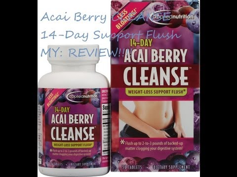 Does the acai berry cleanse work