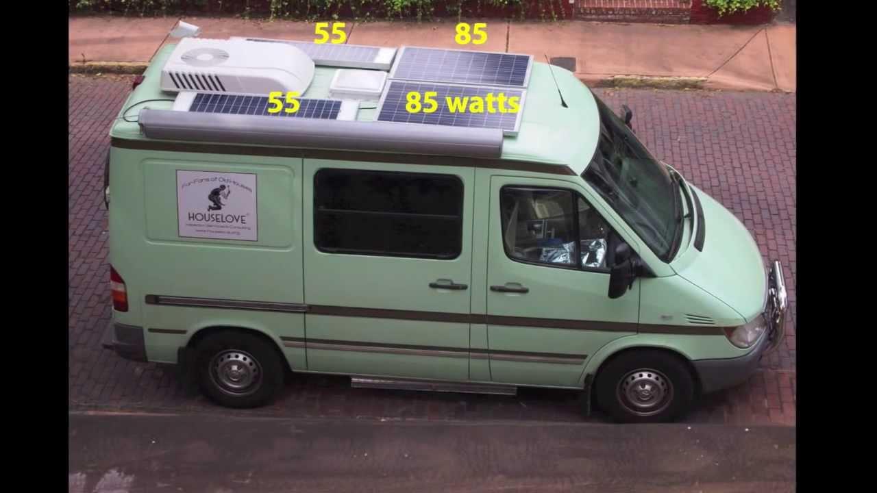 Van Van Custom Custom Camper Van Conversion