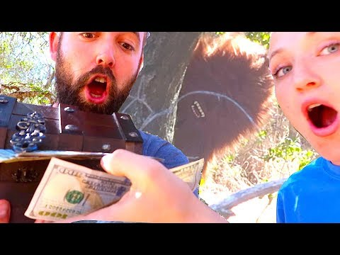 We Found The Bandits Cash On The Island Of Monsters! Part 6!