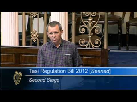 Richard Boyd Barrett TD speaking on Tax Regulation Bill 2012 (Part 1)