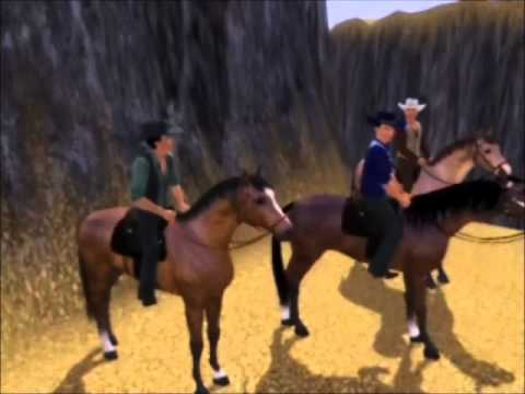 Sims 3 ~ Spirit Stallion of the Cimarron ~ Part 7 (Finale)