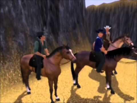 Sims 3 ~ Spirit Stallion of the Cimarron ~ Part 7 (Finale)