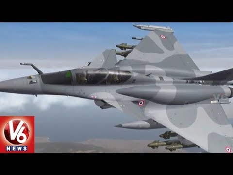 Ex Defence Minister AK Antony Slams NDA Govt For MisleadIing Nation On Rafale Deal | V6 News