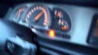 Opel Vectra 2.5 V6 24V 0-180 STOCK