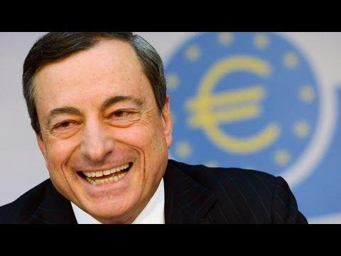 ECB Unveils Rate Cuts