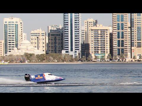 Powerboat World Championship   Sharjah 2015