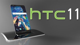 HTC 11 Concept with Dual Edged Display,Button Less & Waterproof Design