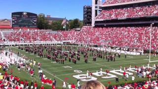 Georgia Bulldogs Fight Song Redcoat Marching Band 2010