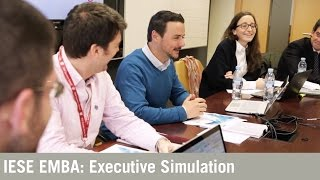 IESE EMBA: Executive Simulation (EXSIM)
