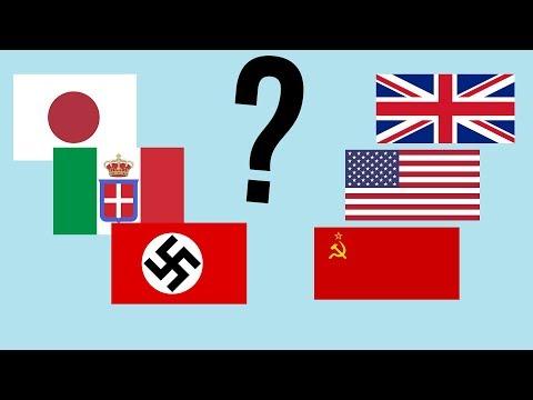 Почему началась Вторая мировая? 5 ПРИЧИН