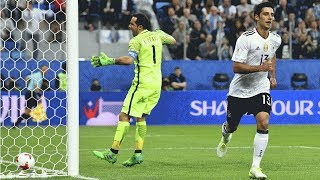 বিশ্বসেরা দলের নাম আবারও জানিয়ে দিল জার্মানি || Germany win first FIFA Confederations Cup
