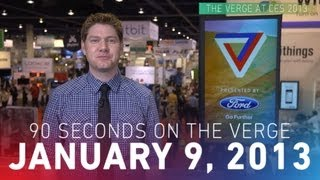 Surface Pro, Pebble, and more - 90 Seconds on The Verge_ Wednesday, January 9, 2013