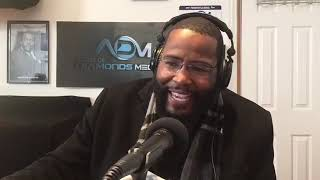 Video: The Black African American man's fate is determined by Public opinion - Umar Johnson 1/2
