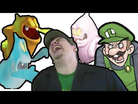 Mario's Missing 2 (Luigi's Mansion Review) - Jradgex Segments