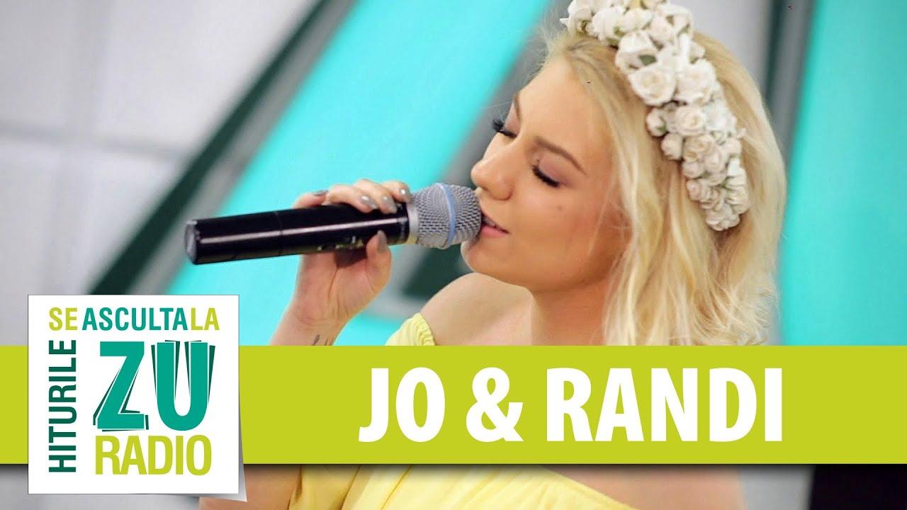 Jo si Randi - Pana vara viitoare (Live la Radio ZU)