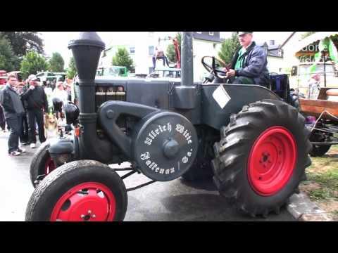 Traktor: 2x Start and Run Lanz Bulldog