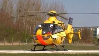 Christoph 48 Rescue Helicopter Start & Landing