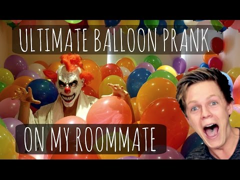 Balloon Prank