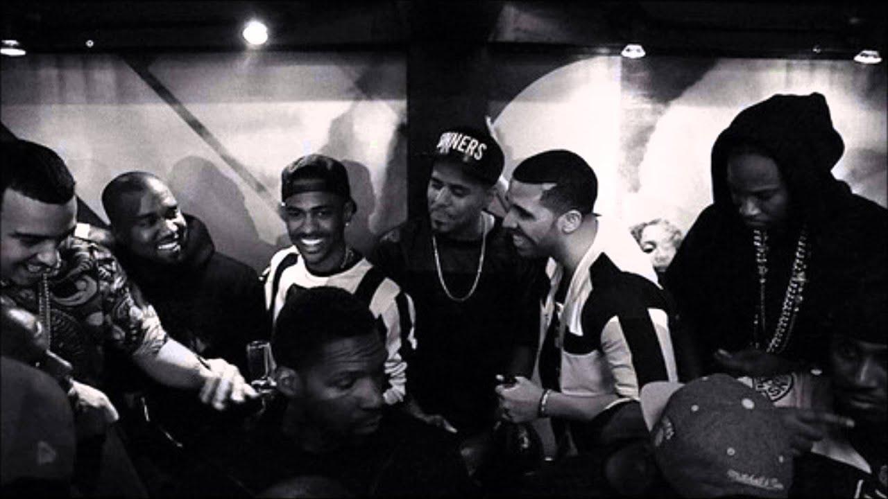 J Cole Eyebrows Vs Drakes Drake x J. Cole x Big ...