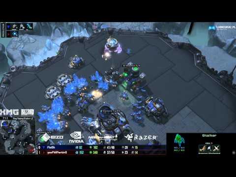 Finał - TvP- Parting vs Flash - King - g2 - Starcraft 2 HD