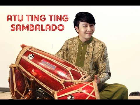 Shambalado - Nathan Fingerstyle + Praz Eka Kendang Virtual [cover]