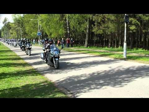 Baikerių 2015 m. sezono atidarymas Vilniuje 2015-05-02