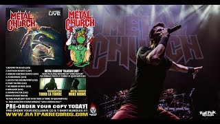 ArmyOfOneTV - METAL CHURCH (US) - Chicago Open Air