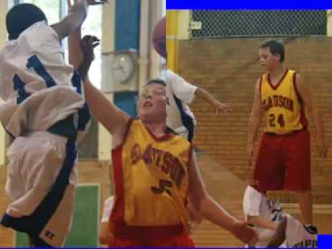 Tappan Middle School 7th Grade basketball 2007