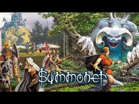 Summoner #1 Деревня в огне