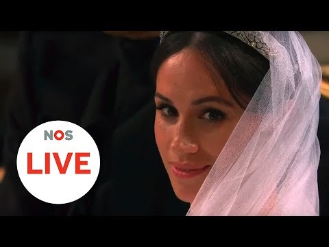 Watching video DE BRUILOFT: van prins Harry en Meghan Markle