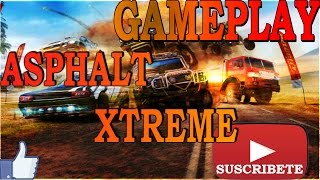 ASPHALT XTREME GAMEPLAY  !! android