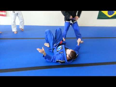 BJJ Escaping Side Control & Sweeping Image 1
