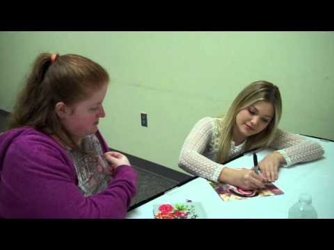 Katy Bowersox Meeting Olivia Holt