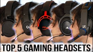 Top 5 Gaming Headsets to Buy Under $100 in 2019