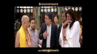 Kanjibhai's Warning   OMG - Oh My God   Akshay Kumar & Paresh Rawal