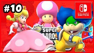 TOADETTE, PEACHETTE en LUDWIG! #10 | New Super Mario Bros  U Deluxe
