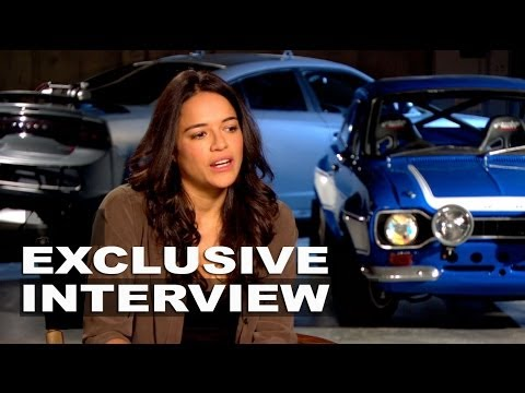 Fast and the Furious 6: Michelle Rodriguez Exclusive Interview Part 4 of 4