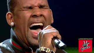 Download Lagu THE VOICE SURPRISE BLIND AUDITION R. KELLY Gratis STAFABAND