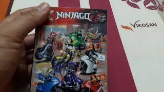 Đồ Chơi Lắp Ráp Lego Ninjago Xe Cho Các Bạn - Phi Lego.