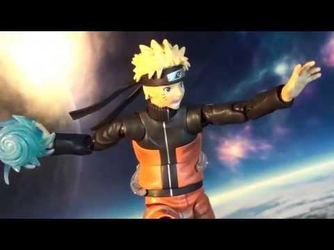 R344 Bandai S.H. Figuarts Naruto Shippuden: Uzumaki Naruto Review