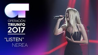 download musica LISTEN - Nerea OT 2017 Gala 10
