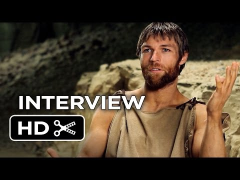 The Legend Of Hercules Interview - Liam McIntyre (2014) - Kellen Lutz Movie HD