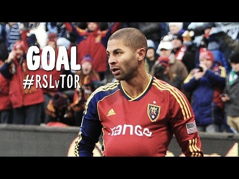 PK GOAL: Alvaro Sabario sneaks one in past Julio Cesar | Real Salt Lake vs Toronto FC