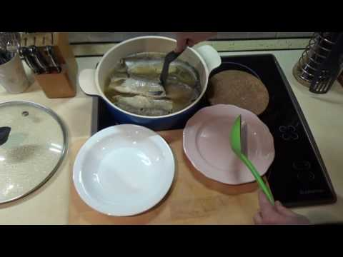 Как БЫСТРО и ВКУСНО приготовить рыбу СИГ