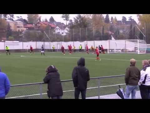 Høydepunkter: Holmen IF - Fram Larvik